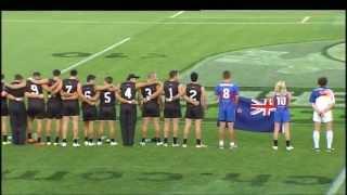 2012 Trans Tasman Test Series: Game 3 -- 1st Half -- Men