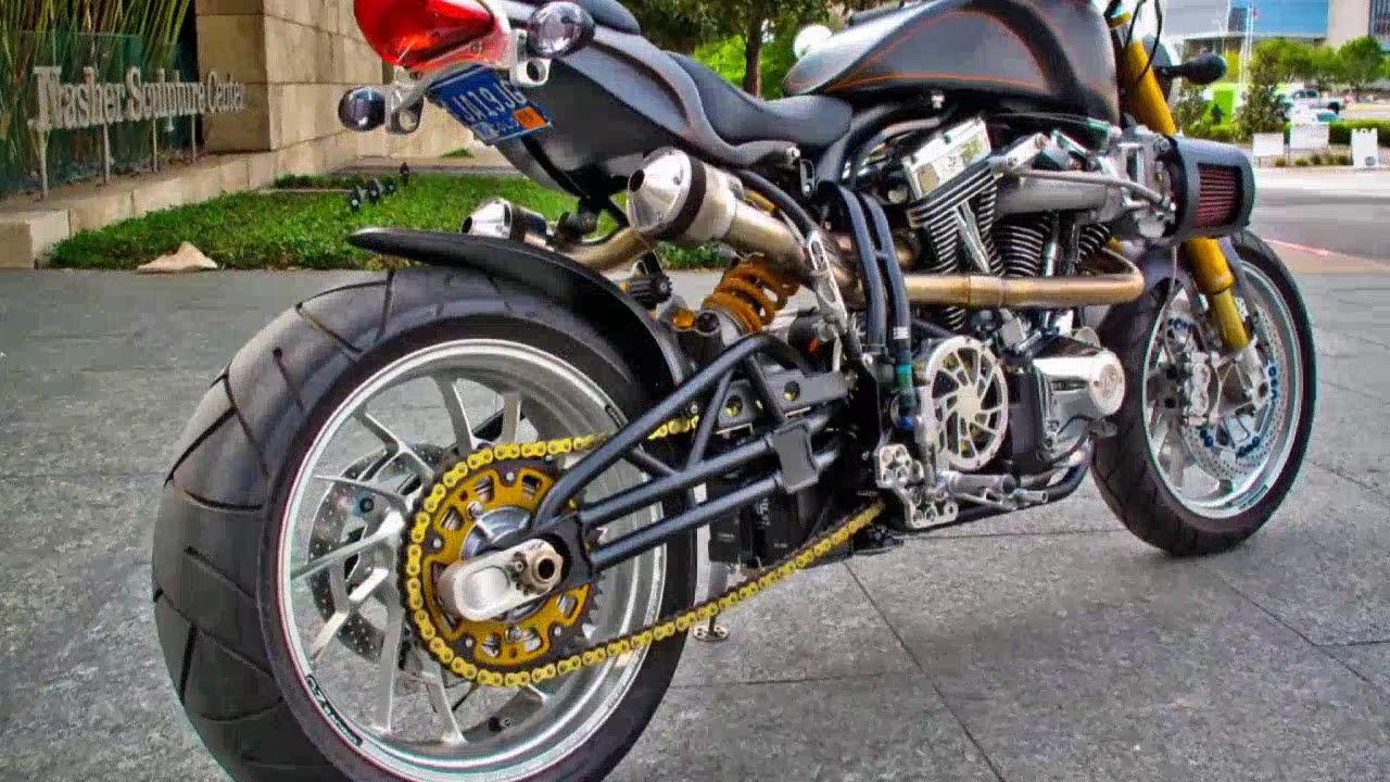 Ecosse FE Ti XX Titanium Series by bikes world - YouTube