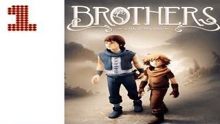 Brothers a Tale of Two Sons Walkthrough Part 1 (No Commentary)