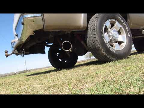 2004 Ford F 250 6.0 Aero Turbine Exhaust