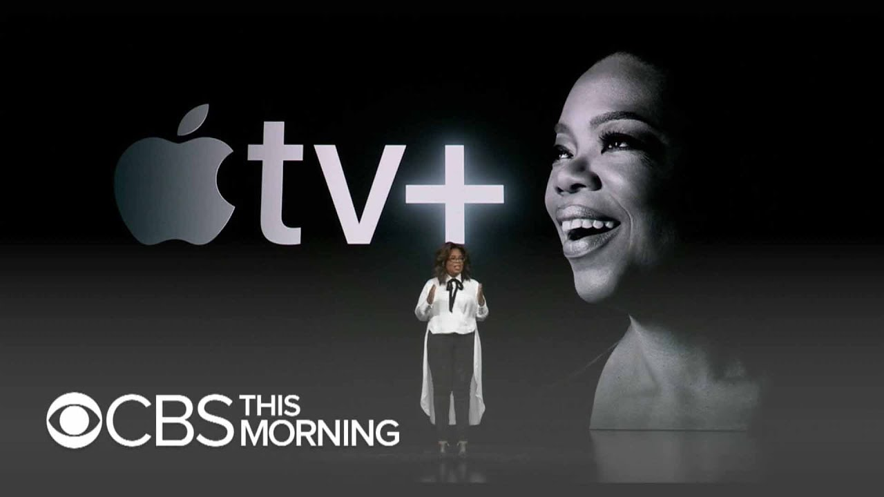 Apple unveils subscription streaming service with star power