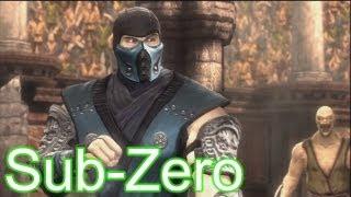 Mortal Kombat 9 Modo historia Capitulo 8 Sub Zero
