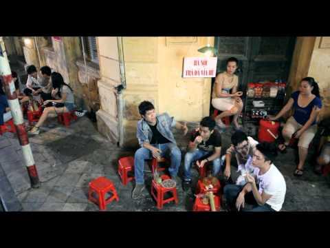 Hà Nội Trà Đá Vỉa Hè - Đinh Mạnh Ninh with BOO tSHIrT