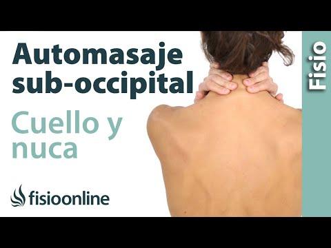 Remedios naturales para dolor de nuca y cuello
