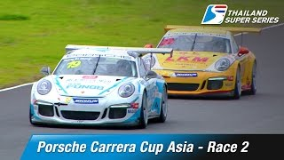 Porsche Carrera Cup Asia Race 2 | Chang International Circuit