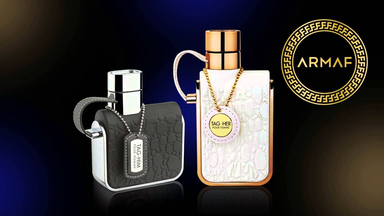 tag him  u0026 tag her perfume by armaf- 5 secs tvc