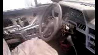 Restauraçao Ford Pampa 1987 cht 1.6 original IV