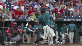 Cloney, Cats Shut Out Chanticleers Highlights