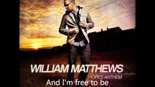 Watch William Matthews Im Free video