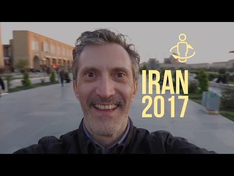 Spinning in Iran - Tehran Kermanshah Shiraz Isfahan Yazd Persepolis Hamadan Nain
