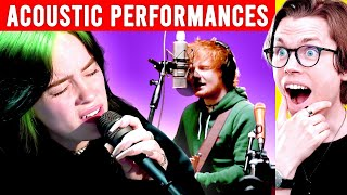 Acoustic performances that will make you vibe hard