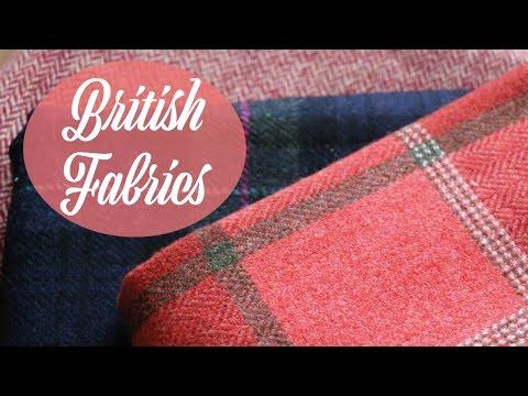 British Fabrics Haul