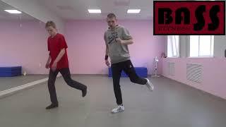 """г. Дальнегорск. Студия современных, спортивных танцев """" Bass Fitness """" Урок 5   Up Rock"""