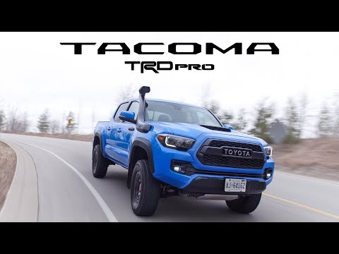 2019 Toyota Tacoma TRD Pro Review - Still Good, But Not The Best