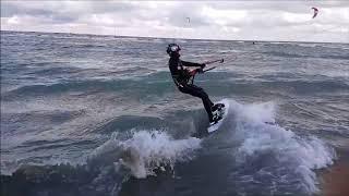 kitesurf nicolas leme freestyle wakestyle