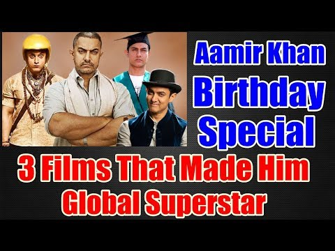 These 3 Films Made Aamir Khan A Global Superstar