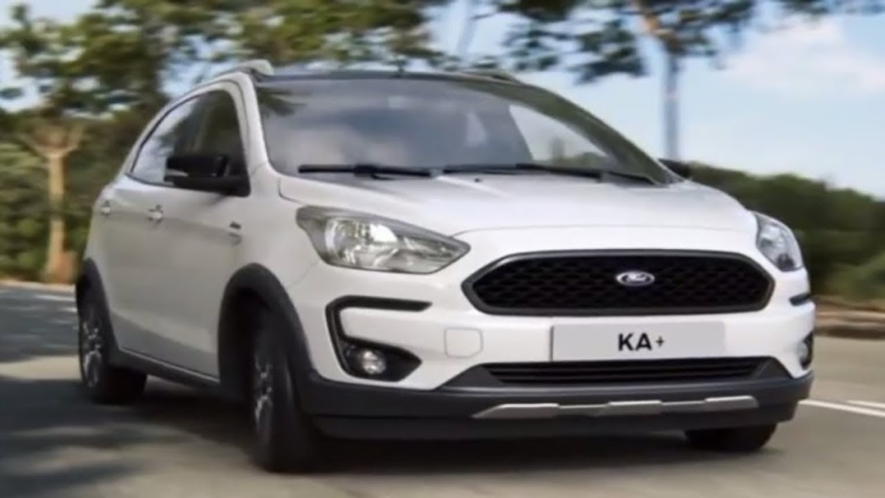 Ford Ka 2019 E Ford Ka Freestyle Design Exterior E Interior