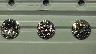 2.51 Round Platinum Select Diamond Comparison