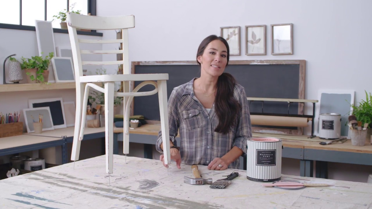 Magnolia Home By Joanna Gaines Paint Painting Legged Furniture