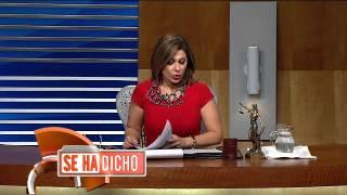 Se Ha Dicho - Jueves 14/04/2016 - Programa Completo