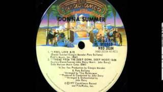"Donna Summer  I Feel Love Original  8 minute 12"" version 1977"
