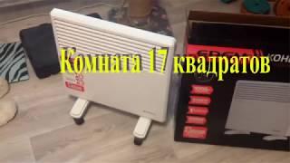 видео Отличие конвектора от обогревателя