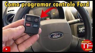 Como programar ou codificar controle remoto no Ford Ka , Fusion ,Ecosport ,Fiesta , Ranger e Focus