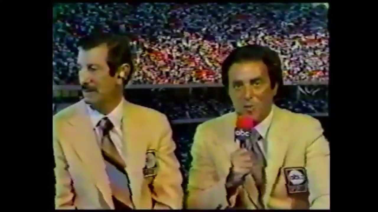 1980 ALCS Game 1 Pre Show Yankees Royals