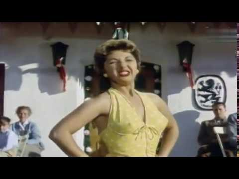 Suzy Miller Drei Minuten Rock 1956 Youtube