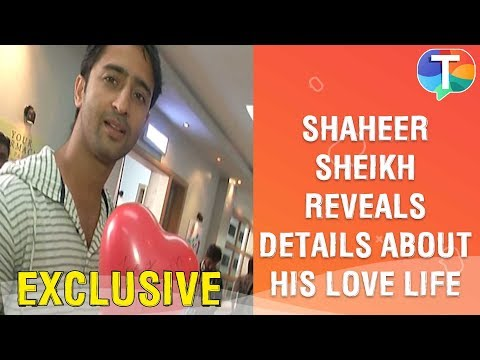 Shaheer Sheikh Aka Abeer From YRHPK Gives INTERESTING Answers About His Love Life | Valentines Day