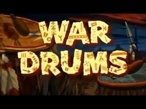 WAR DRUMS SOUND EFFECTS  HQ