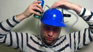 видео Пивная каска