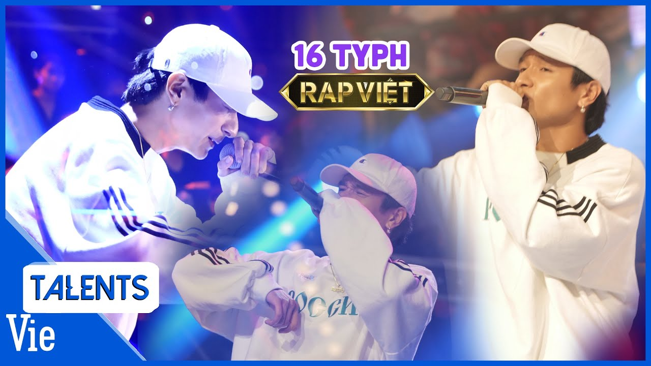 16 TYPH rap hit Bích Phương