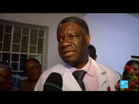 #REPORTERS - Denis Mukwege, the Congolese doctor who ''heals'' raped women (2013)
