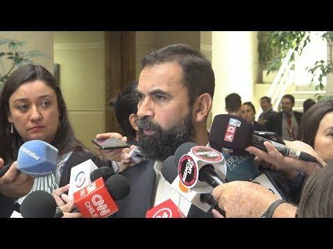 """Gutiérrez: """"No esperaba menos de UDI y RN que cuestionen mi nominación para presidir Constitución"""""""