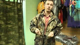 Костюм Splav влаговетрозащитный проклеенный (куртка и брюки)(Влагозащитный и ветрозащитный камуфляжный костюм Сплав в интернет-магазине шанти-шанти.рф: http://goo.gl/nM65aK..., 2015-06-04T13:29:28.000Z)