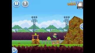 видео Игра Angry Birds Friends на Android и IOS