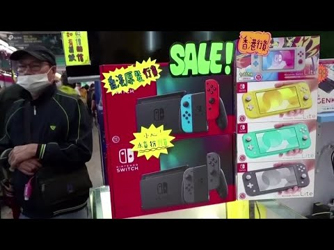 Nintendo expects decline in Switch sales