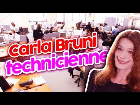 Faux technicien | Carla Bruni & Couple chelou