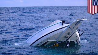 Bodega Bay boat capsize: four of five senior citizens onboard crabbing boat killed