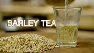 "Breville Presents Barley Tea - ""mind Of A Chef Techniques With Magnus Nilsson"""