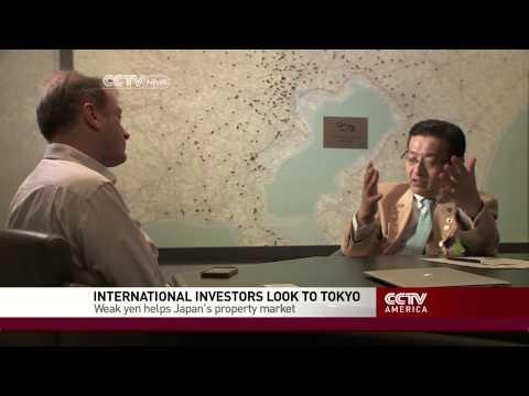 Weak Yen Helps Japan's Property Market