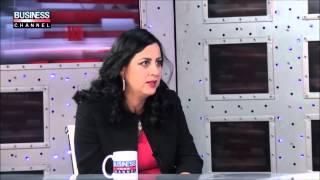 Uzm.Eğt Est Hümeyra Yasmin Businnes Channel Türk'te Gülgün Feyman'ın konuğu oldu