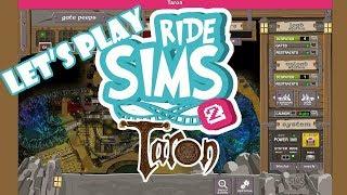 Let's Play RIDE SIMS 2  -  Ep1: Taron