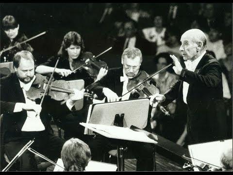 Erich Leinsdorf - In Rehearsal & Performance