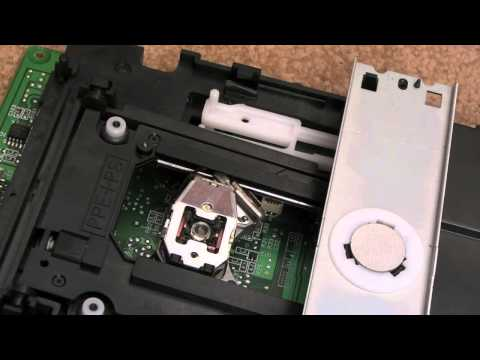 Panasonic 3DO CD Drive Repair (FZ-1)