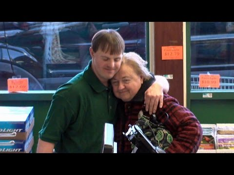 Customer Abuses Employee with Down Syndrome | What Would You Do? | WWYD