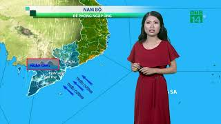 Thời tiết tổng hợp 19h 22/10/2018: đêm nay không khí lạnh sẽ tiếp tục ảnh hưởng đến Bắc Bộ| VTC14