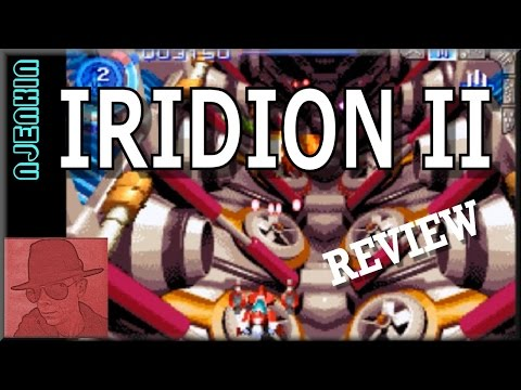 Iridion II - on the GBA - with Commentary !!