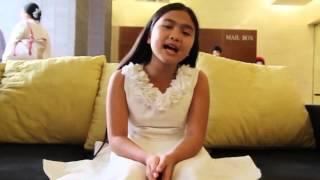 Nguyễn Thiện Nhân (The Voice Kids) - Giọt Sương (Cover) - Liveshow 2